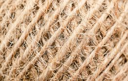 Rope texture pattern.