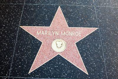 Marilyn Monroe  Hollywood Star