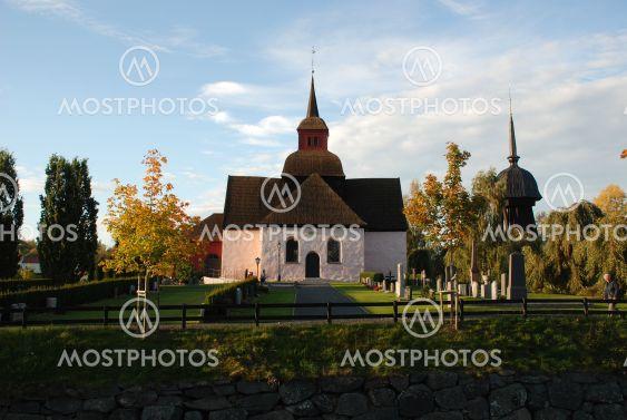 Hakarps kyrka i Småland  (Sweden)