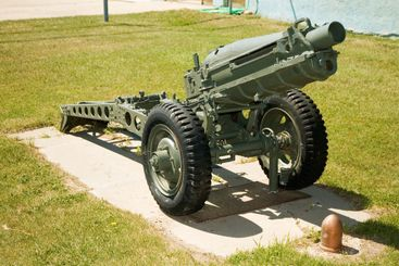 75 mm Pack Howitzer M8