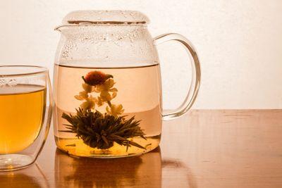 Green Tea Flower