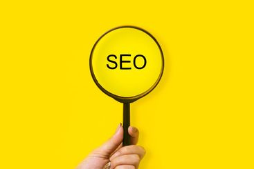 seo search concept