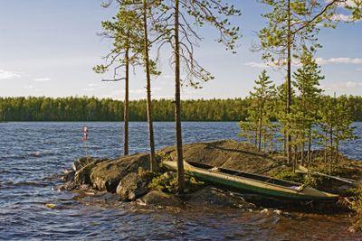 Travel on lake - 6