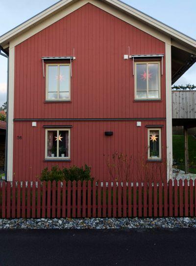 Villa/house at advent