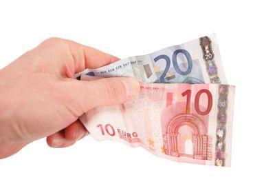 Paying in euro