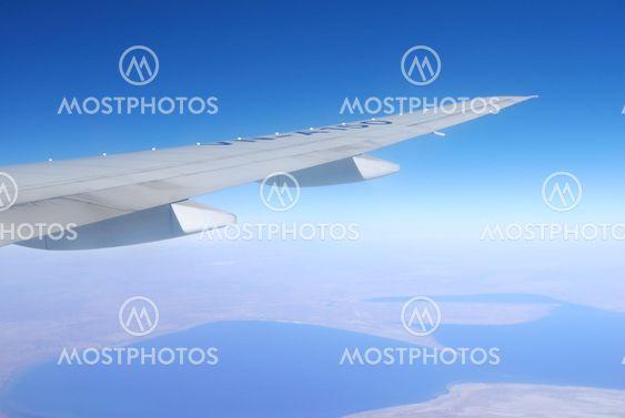 Flyet fløj