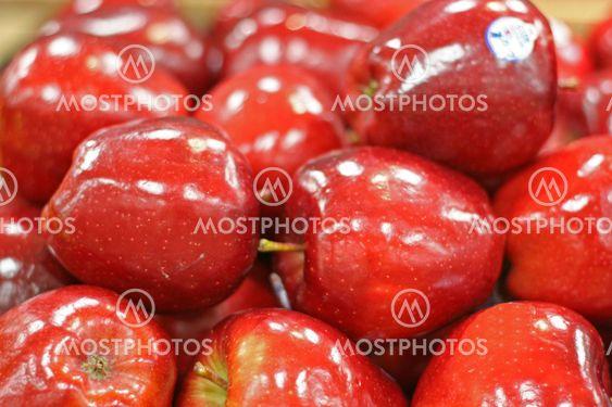 Röd Delicous