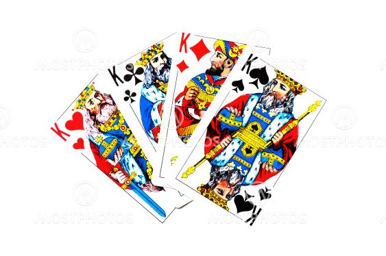 Set Old Russian playing card