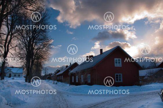 landsbyen vej