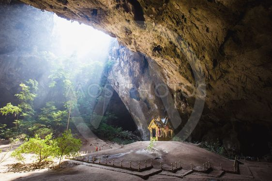 Phraya Nakhon Cave is the most popular pavilion at...