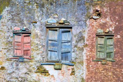 grèce,cyclades,naxos : venitian tower