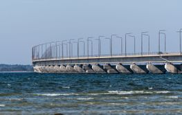 Ölandsbron från Ölandssidan