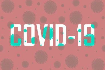 virus covid-19 background