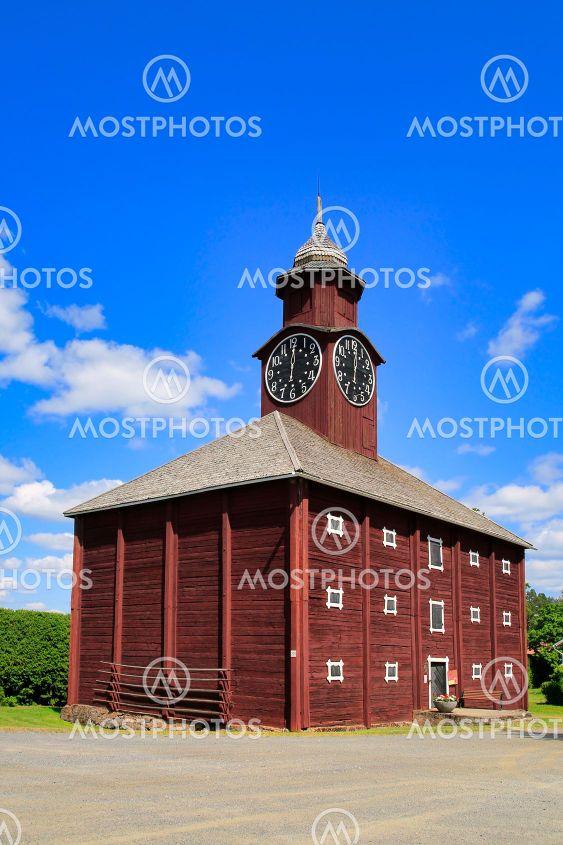 Grain Storehouse, Jokioinen Manor