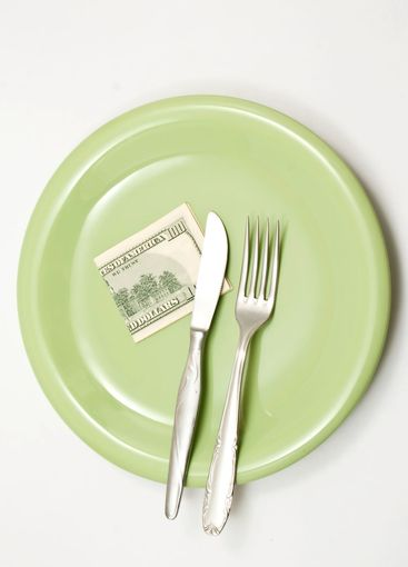 dollars a plate