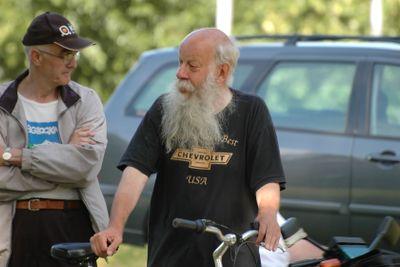 Äldre män