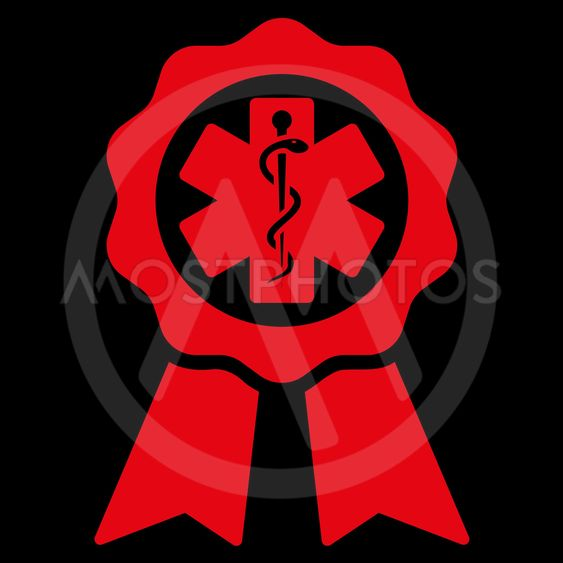 Medical Seal Icon
