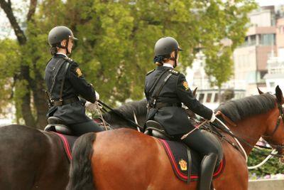 Riding police