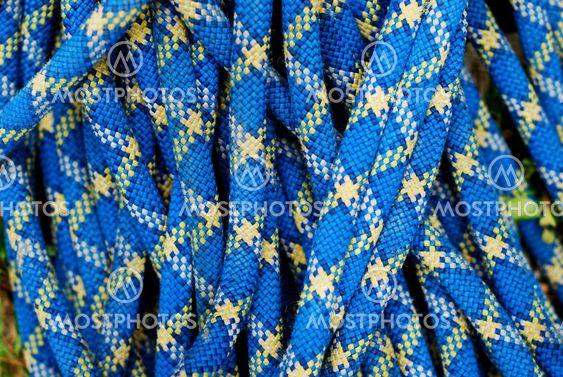 sininen köyden