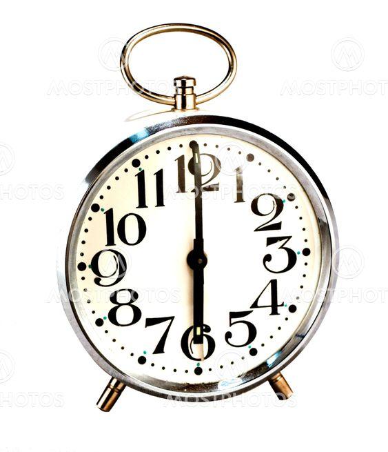 klockan är 6