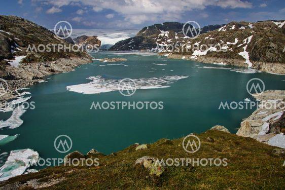Folgefonna National Park, Norway
