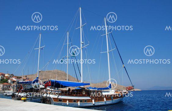 Tyrkisk båd, Halki
