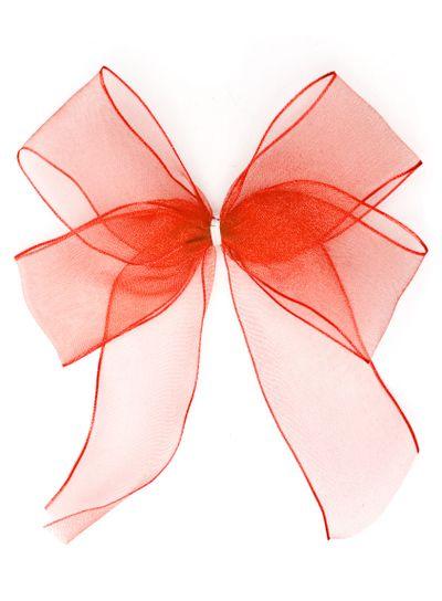Translucent Red Ribbon