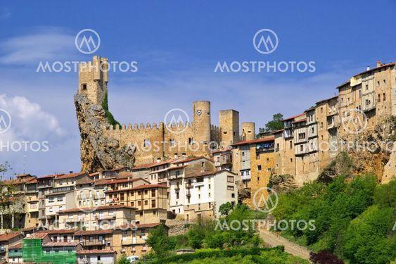 Frias Burg - Frias castle 08