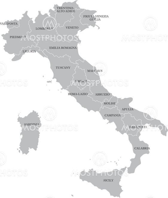 Gennady Poddubny N Kuva Italialainen Kartta Mostphotos