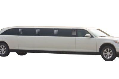white limo