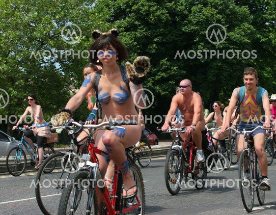 Bike rally Brighton