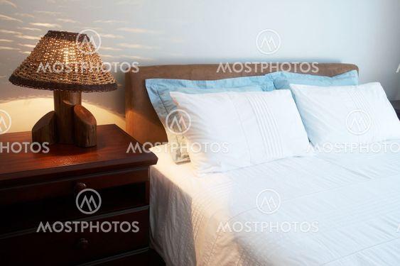 Kaunis makuuhuone sisustus