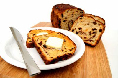 Raisin Cinnamon Toast