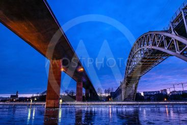 ÅRSTA BRIDGE