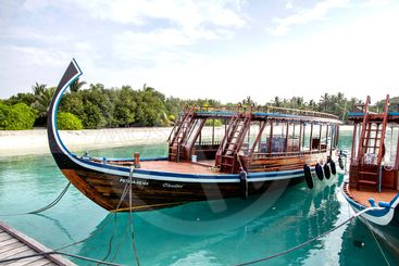 Snokerling Boat