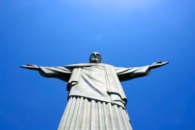 Christo Statue in Rio de Janeiro
