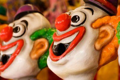sideshow clowns