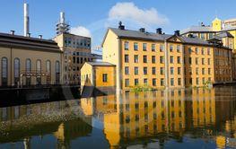 Industrilandskapet Norrköping