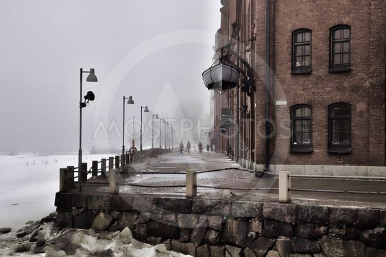 Kanalkajen - Helsingfors