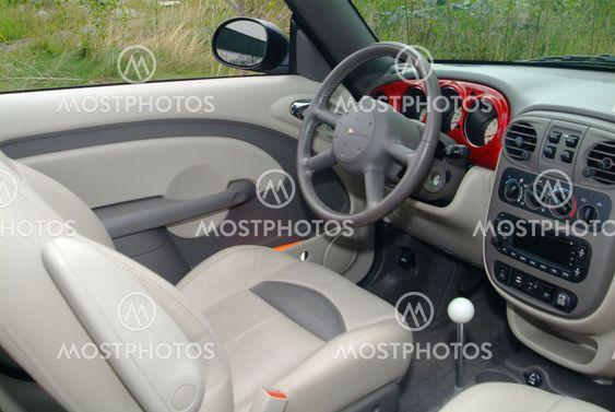 Teil eines Armaturenbrettes | part of a car dashboard