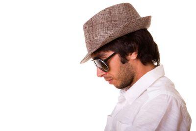 fashion men model