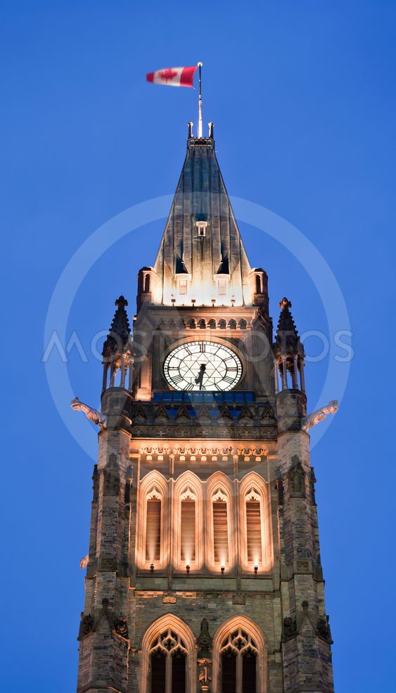 Canada Clock Tower