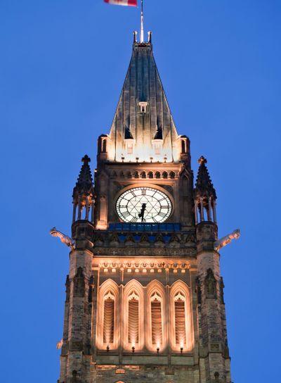 Canada Clock Tower