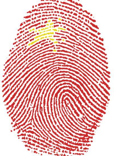 Fingerprint - China