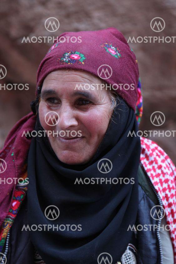 Jordanian Lady 1