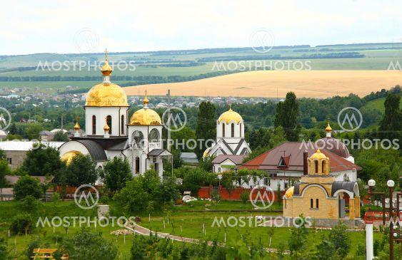 Church of St.Peter and Paul apostles, Essentuki, Russian...