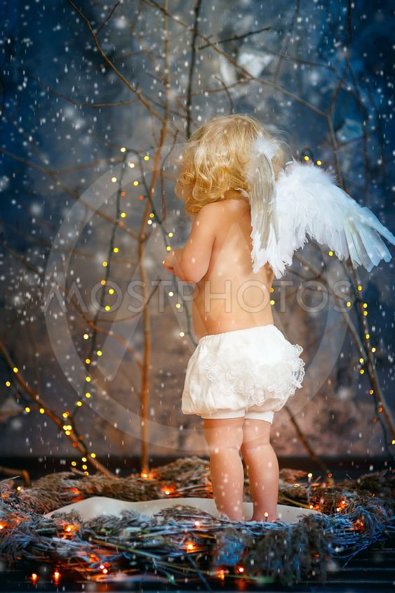 the child with wings of an angel 3