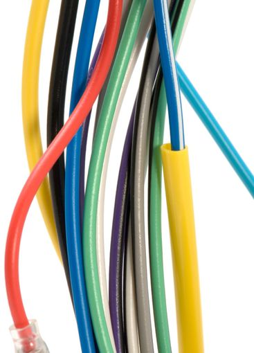 colored cable