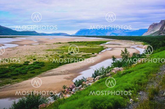 Northern Norwegian landscape