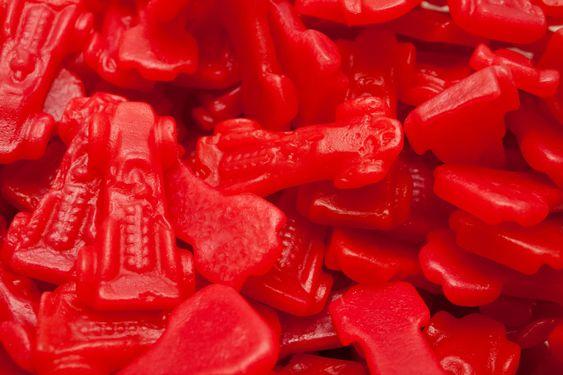 Candy ferrari biler